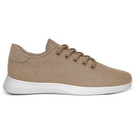 Giesswein Merino Wool Knit Runners Men sandmelé
